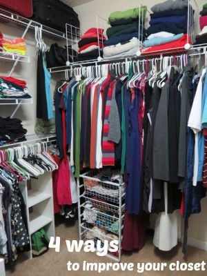 The 25+ Best Maximize Closet Space Ideas On Pinterest | Small Closet  Storage, Small Closet Space And Organizing Small Closets