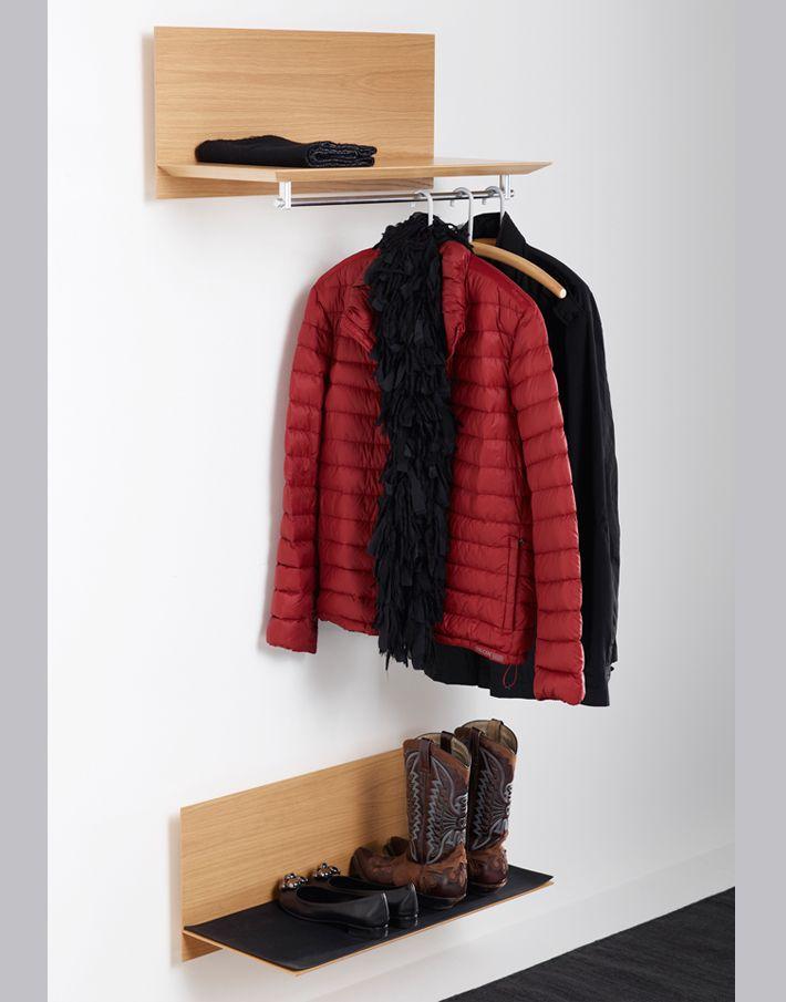 17 mejores ideas sobre colgadores de ropa en pinterest for Colgadores para ropa