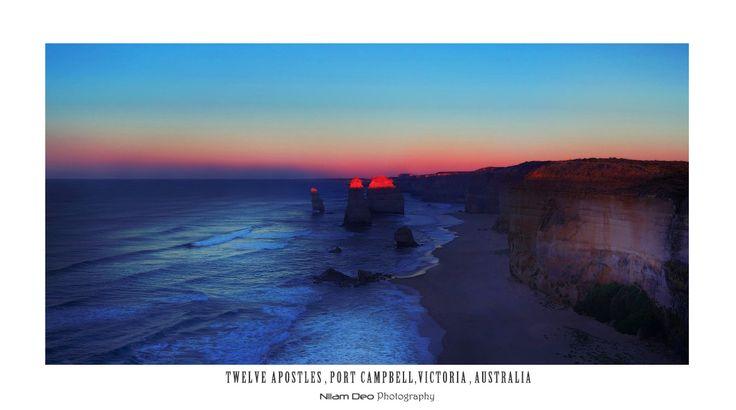 Twelve Apostles, Port Campbell, Victoria