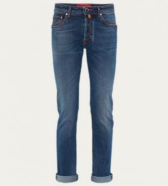 JACOB COHEN Jeans '688 Comfort' dunkelblau | BRAUN Hamburg