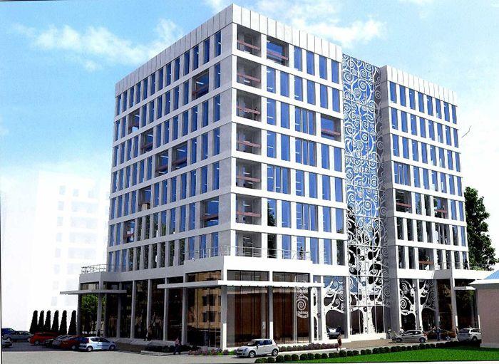Управление Пенсионного фонда в Краснодаре (проект)