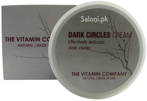 The Vitamin Company Dark Circles Cream 40 Grams