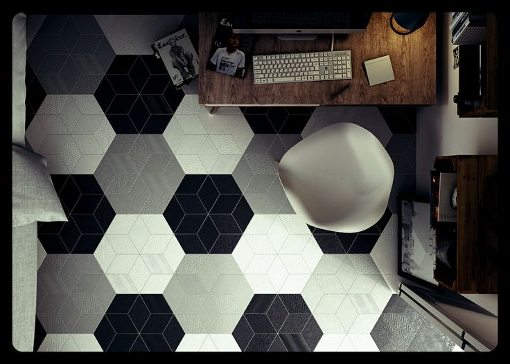 An all-new collection of tiles from Equipe Ceramicas - Rhombus. The tiles come in 9 different colors which makes it easy to create interesting combination of patterns and colors.