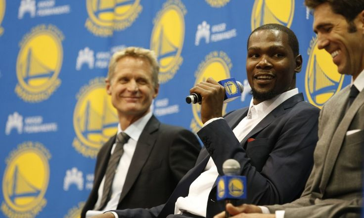 Pressure is on Kevin Durant, Warriors to win 2017 championship = It's been an eventful last couple of years for the Golden State Warriors. Two seasons ago, they won 67 games and an NBA title, only to have the achievement impugned because of.....
