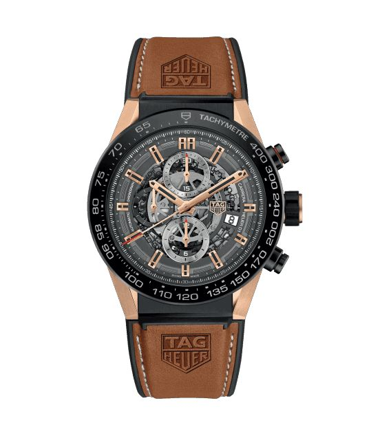 TAG Heuer Carrera   TAG Heuer Carrera - Calibre HEUER01 – Automatic Chronograph - 45 mm  CAR2A5C.FT6125  TAG Heuer watch price