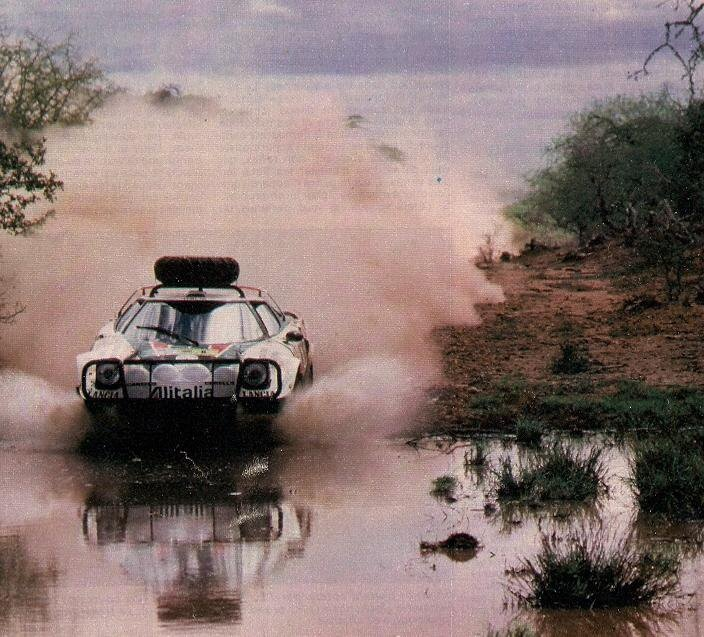 safari rally