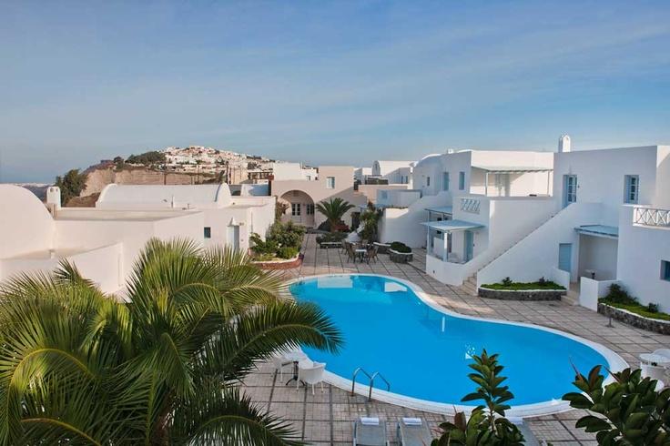 El Greco Resort, Santorini