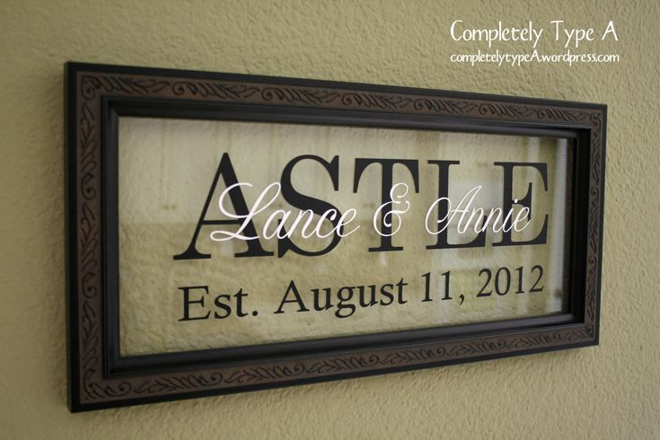 """diy signs 