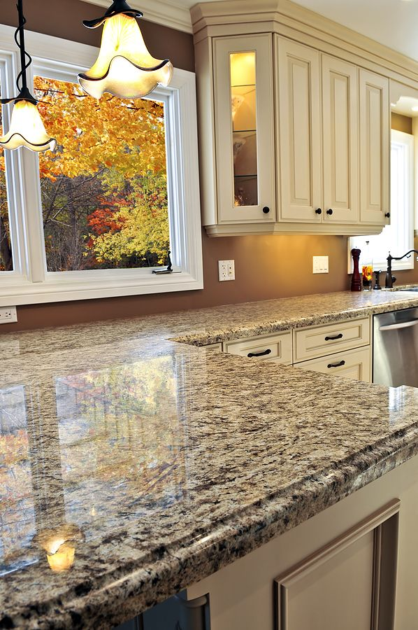 Kitchen Granite Countertops Remodelworks17. Cleaning ...