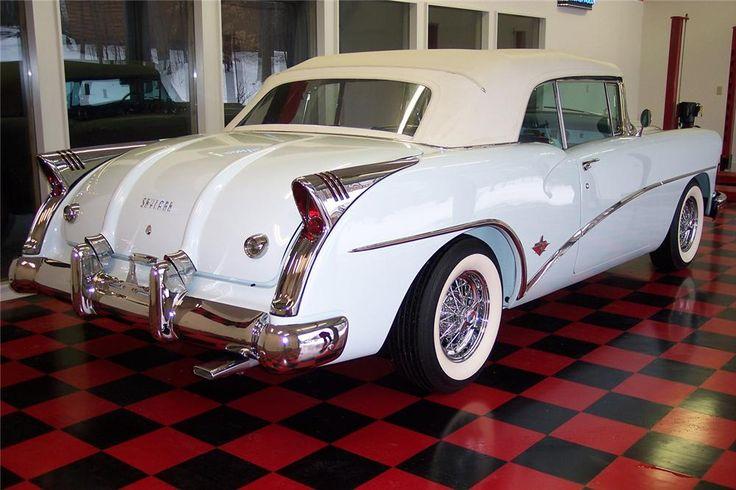 1954 BUICK SKYLARK CONVERTIBLE - 49704