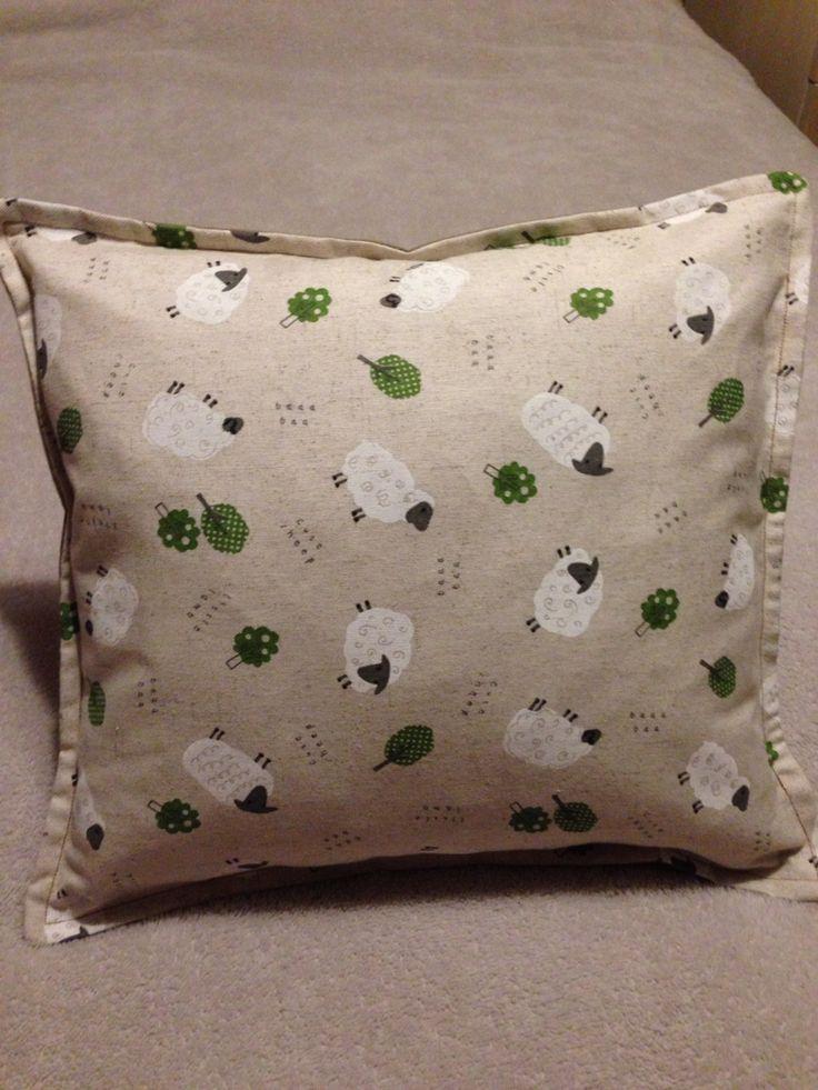 #Koyunlu #kırlent #handmade #elyapımı #tasarım