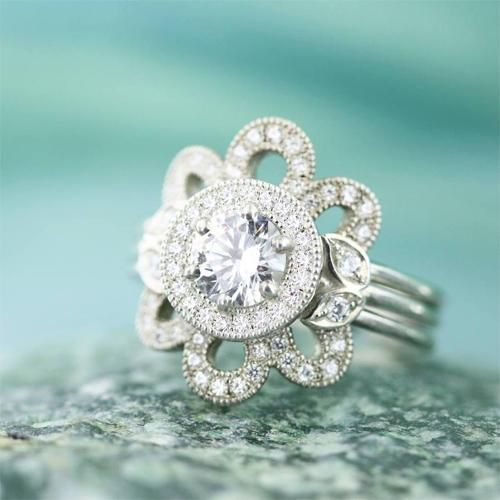 The Good Witch Engagement Ring