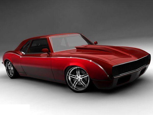 Camaro・Cool Custom!