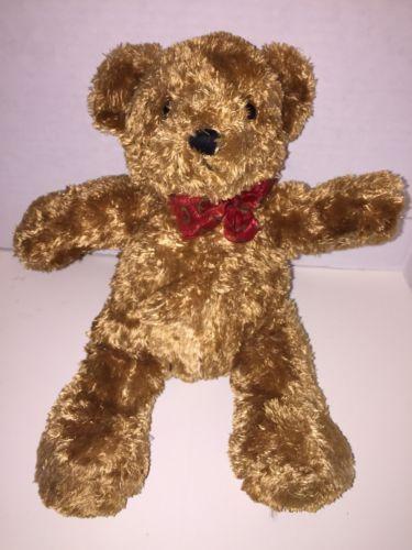 """#TeddyBears #Teddy #Bears Brown Teddy Bear 11"""" ~ NEW w/o the TAG ~DOVE Chocolate #TeddyBears #Teddy #Bears"""