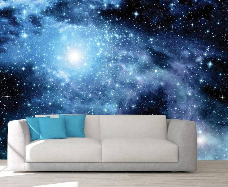 Galaxy Mural, Space Wallpaper, Outer Space Wall Mural