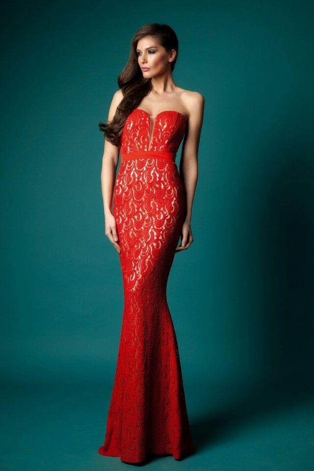 Die besten 17 Bilder zu Evening Gowns auf Pinterest | Abschlussball ...