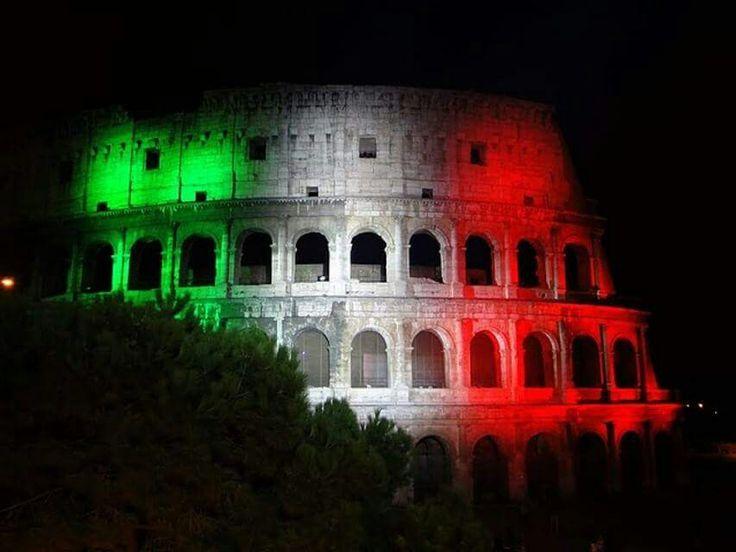 Colosseo Tricolore