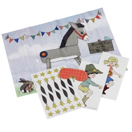 Belle & Boo Pin The Tail On The Donkey, Gifts for Girls