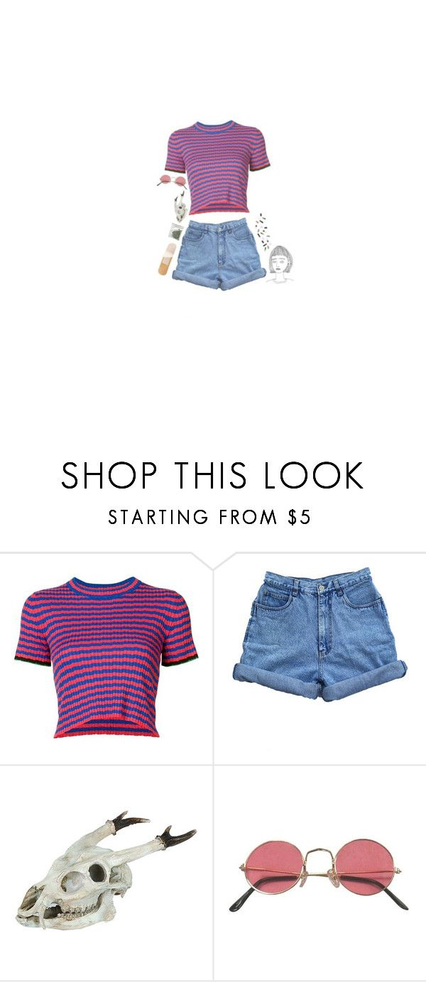 """""""- So many snail facts I could teach you"""" by electric-avenue ❤ liked on Polyvore featuring Proenza Schouler, Bill Blass and Dot & Bo"""