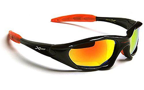 Occhiali da sole x loop sport ciclismo sci tennis - Specchio polarizzato ...