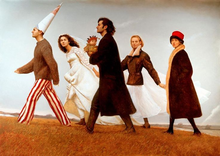 Bo Bartlett (American, American Realism, b. 1949): Dreamland, 1998