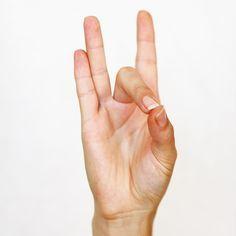 Mudras : le yoga par les doigts - article en français très complet.