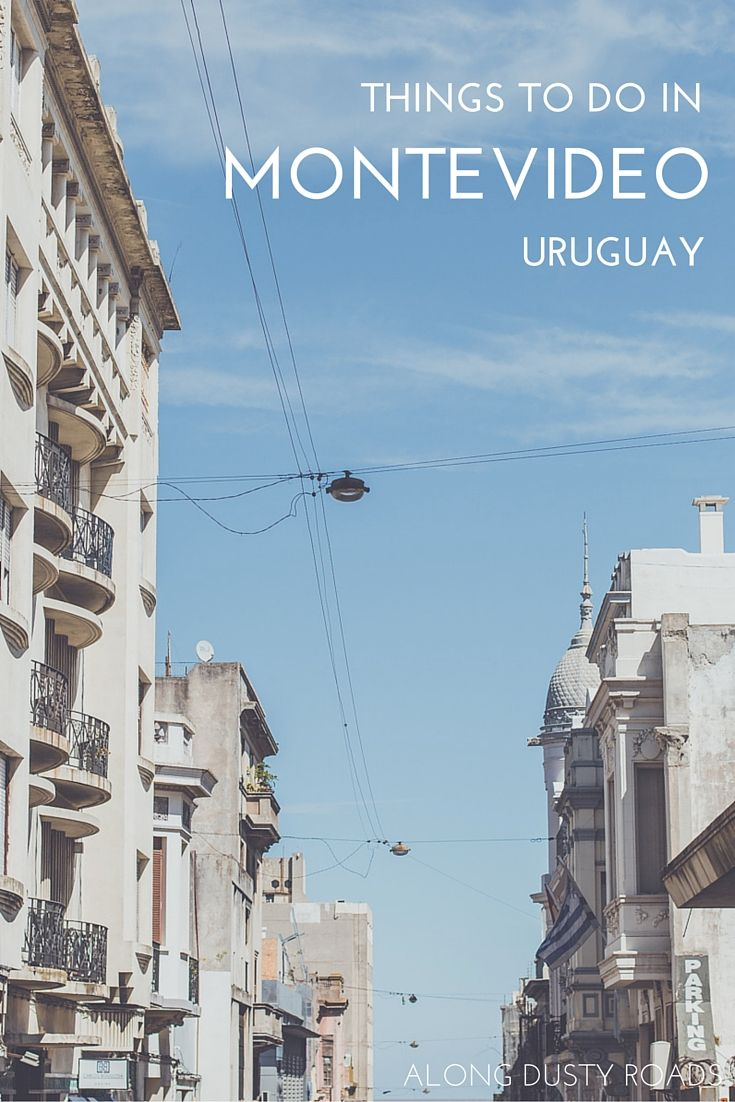 Uruguay's capital may not reveal its charms straight away. However, spend a few days in the city sipping mate, rummaging around flea markets and walking the coastline, and you might just love it here. Click the pin to find out more.