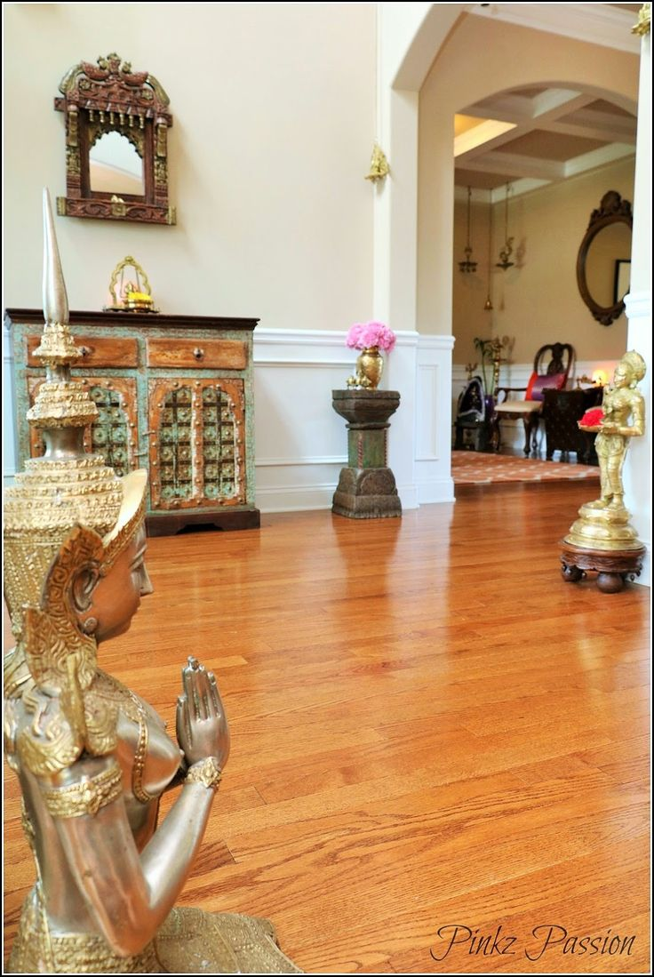 Harmoniously Traditional ( Home Tour of Padmaja Rama) - Part 1