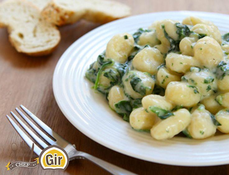 ChefGir: gnocchetti ai carciofi e gorgonzola
