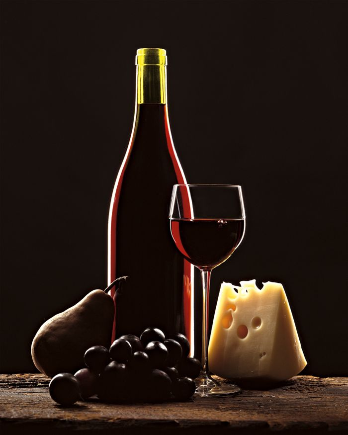 Wine and Cheese                                                                                                                                                     More
