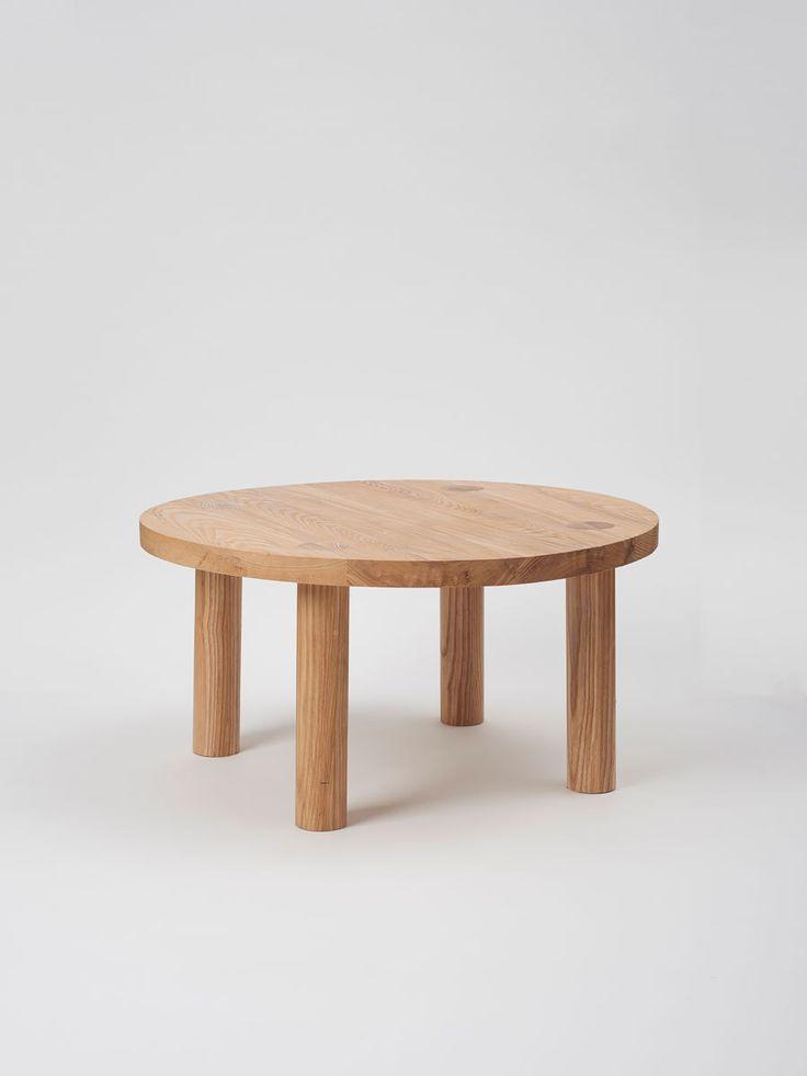 Circle Circle Coffee Table   Douglas And Bec