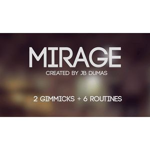 Mirage (Gimmicks and Online Instructions) by JB Dumas and David Stone - Trick (SO)