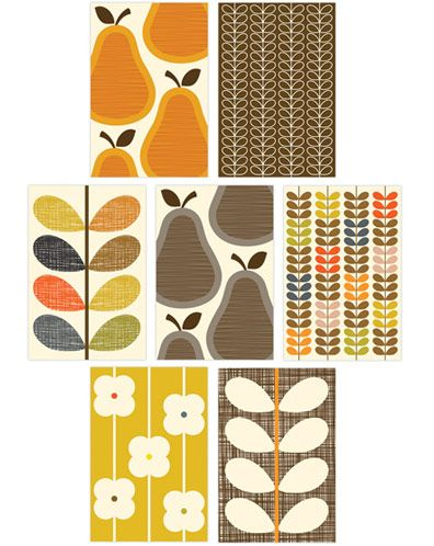 Assorted Pear Prints