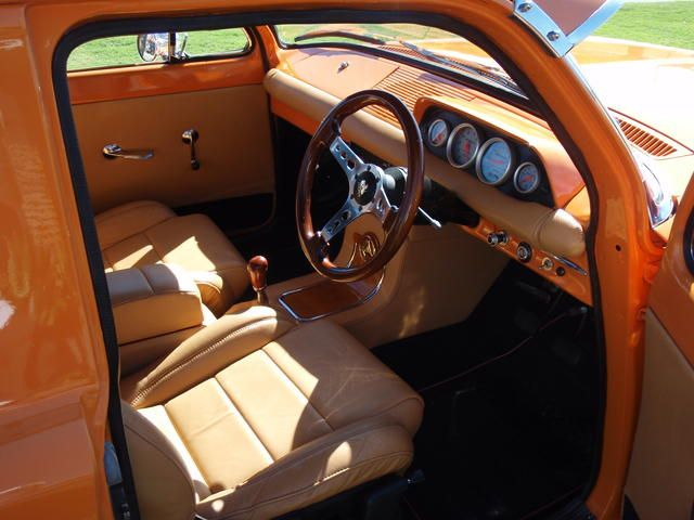 My Leather EH Interior