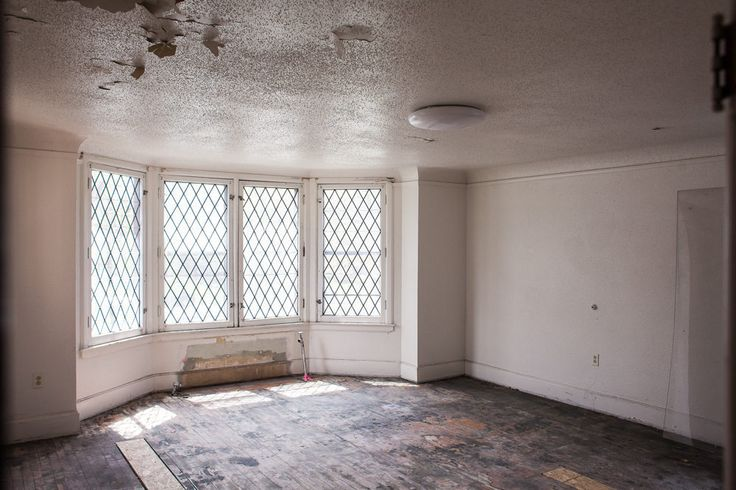 Battered Boston-Edison Mansion Includes a Lovely Solarium - On the Auction Block - Curbed Detroit