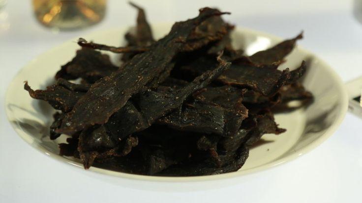 Torkat kött - beef jerky