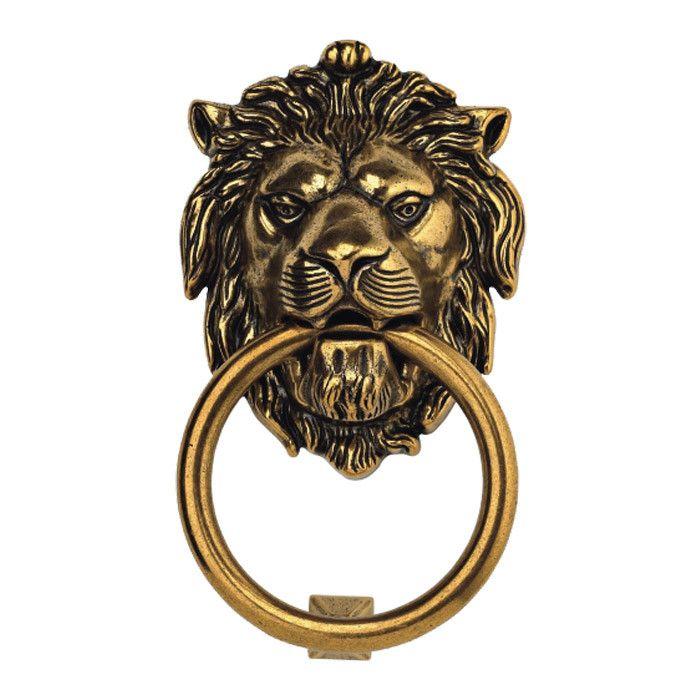 1000 ideas about lion door knocker on pinterest door knobs brass door knocker and antique doors - Large lion head door knocker ...