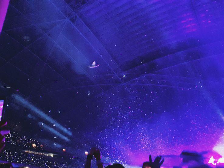 A Sky Full of Stars - A Head Full of Dreams Tour, 2017