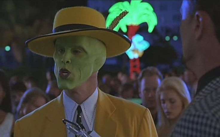 movies The Mask Jim Carrey / 1920x1200 Wallpaper | CINEMA ...
