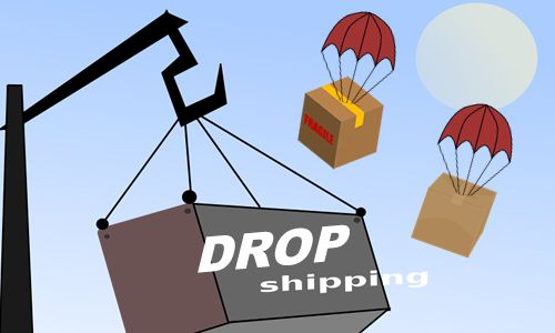 Drop shipping is where you sell manufacturers products on your website, eBay, Amazon, or other e-commerce methods and ship that product direct from the manufacturer. You collect the money and then pay the drop shipper for the product and their fees and the rest is your profit. It is a great e-commerce solution for the following reasons: