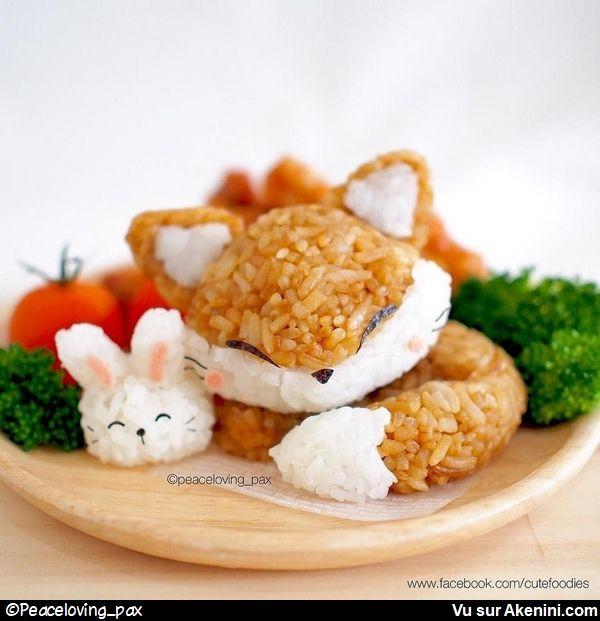 Akenini Com Art Culinaire Nourriture Creative Food Art Nourriture Drole Art Culinaire Recettes De Cuisine