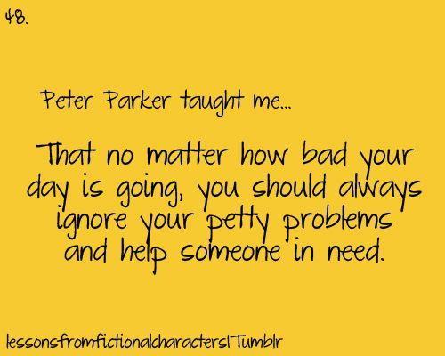 : Spiders Men, Peter Parker Quotes, Comic Books, Spiderman Quotes, Real Heroes, Amazing Spiderman, Geek Chic, Superhero
