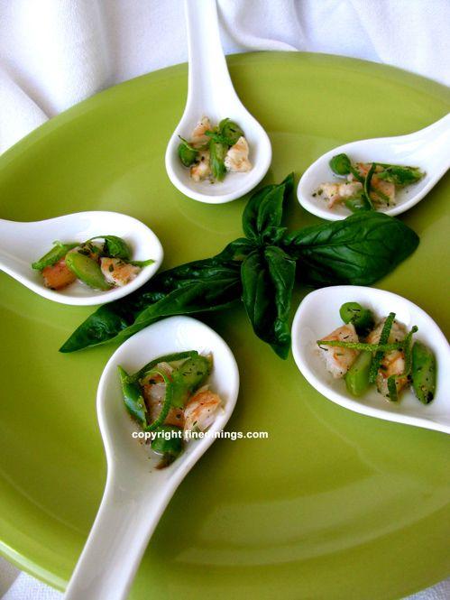 Italian amuse bouche recipes vegetarian