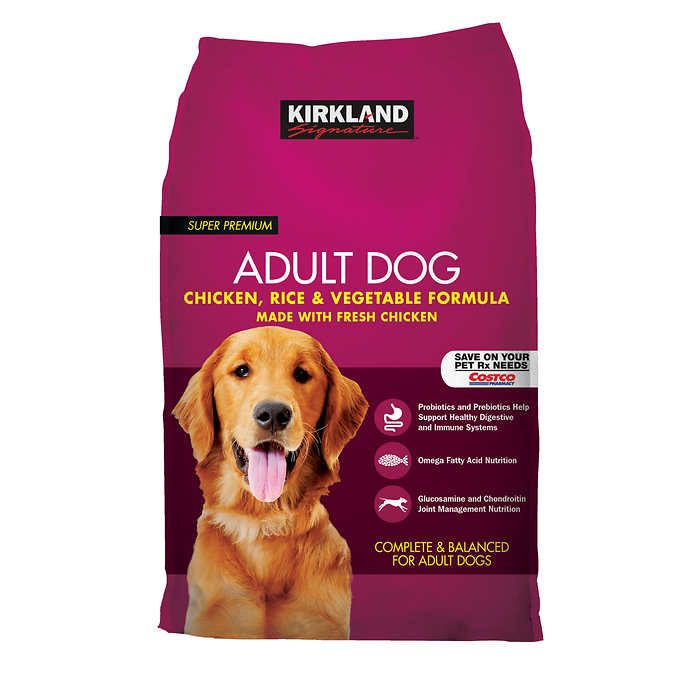 Who Makes Kirkland Nature S Domain Dog Food