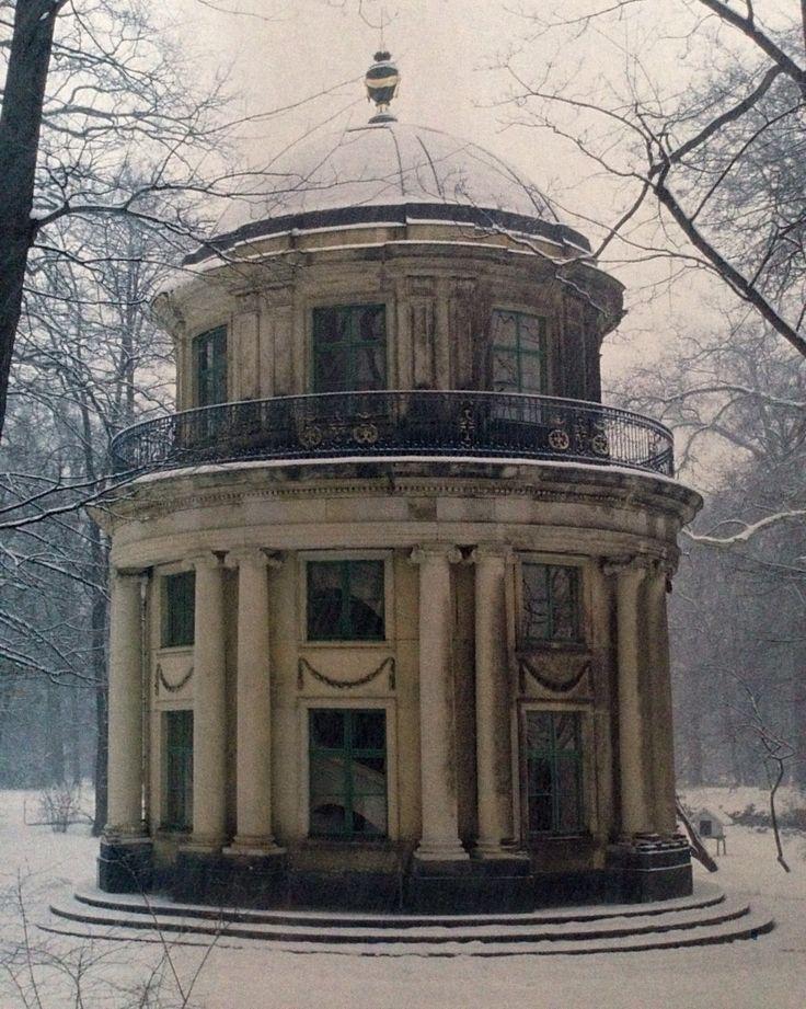 The Sixth Duke | rickinmar:   an English pavilion in a German...