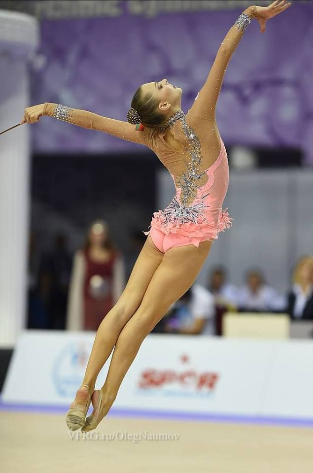 Melitina Staniouta (Belarus), World Championships 2014