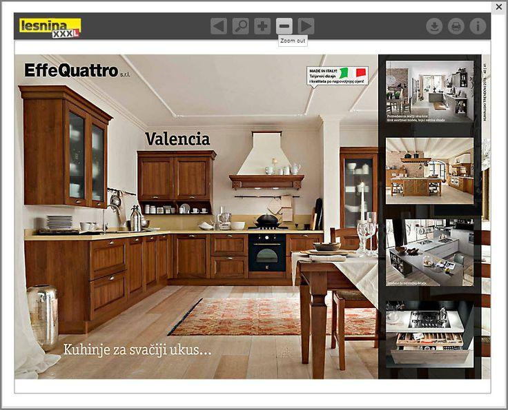 Kitchen cabinets found at lesnina xxxl in zadar croatia - Kitchen cabinets design catalog pdf ...