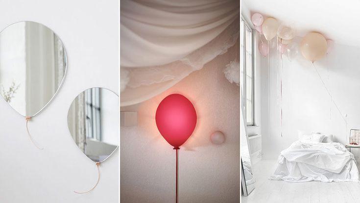 9 inspirerande bevis på att ballongen är den nya trenden efter pompoms
