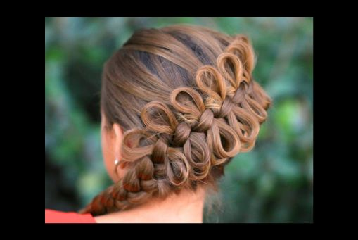 Image result for dance hairstyles for competition