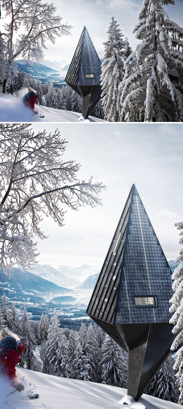 Modern Tree Houses Best 25 Modern Tree House Ideas On Pinterest Tree House Designs